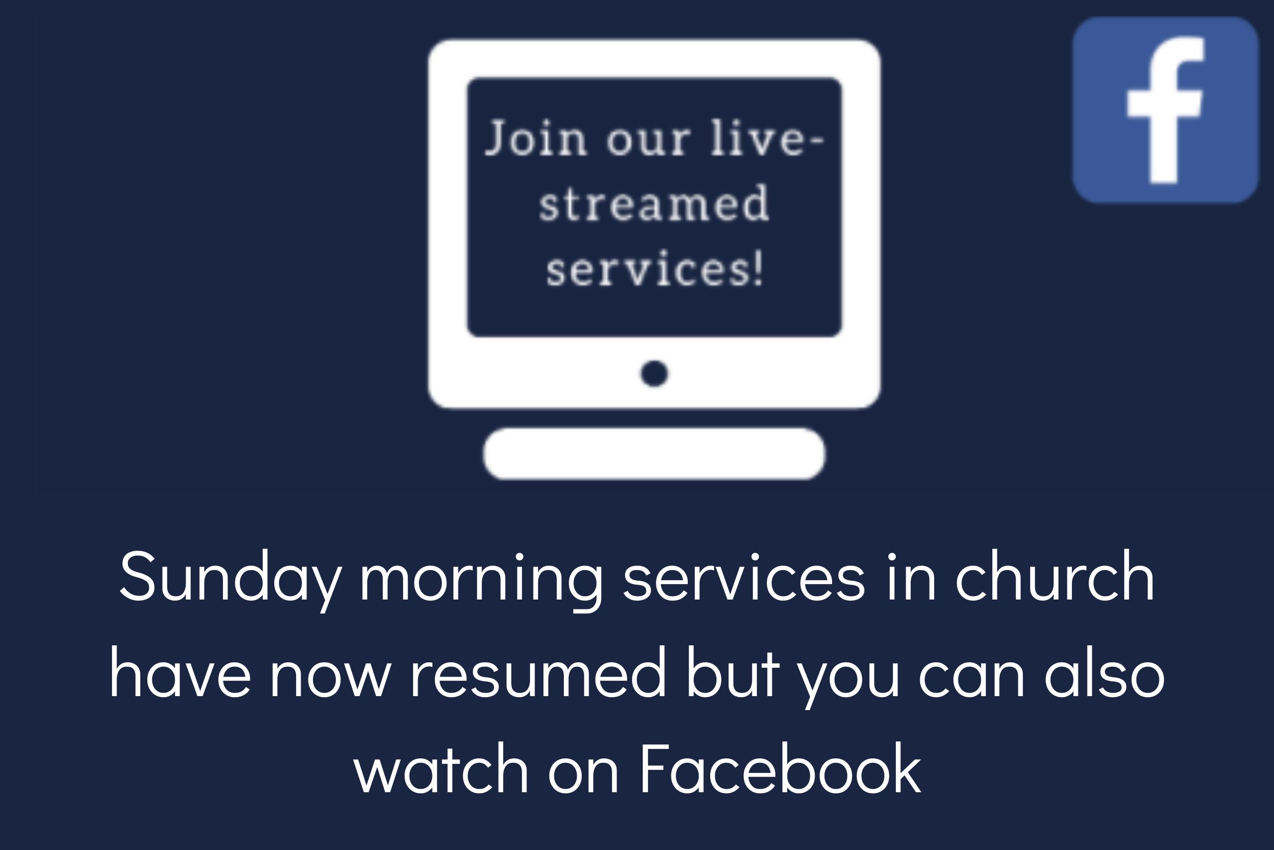Watch on Facebook